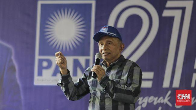 Partai PAN Reformasi disebut jadi nama paling kuat diusulkan dalam pembahasan nama partai baru yang akan didirikan oleh begawan politik Amien Rais.