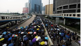 Usai Ricuh Tengah Malam, Pedemo Hong Kong Siap Blokir Bandara