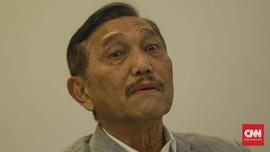 Luhut Hibahkan Tanah 10 Hektare di Sentul City untuk PBNU