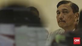 Luhut Resmi Polisikan Haris Azhar soal Tambang di Papua