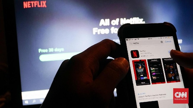 DPR Respons Dampak PP Postelsiar untuk Netflix Hingga Amazon