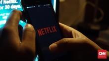 Indonesia Belum Terima Setoran Pajak dari Netflix Dkk