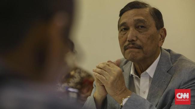 Luhut: Edhy Prabowo Orang Baik, Berjiwa Ksatria