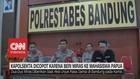 VIDEO: Beri Miras ke Mahasiswa Papua, Kapolsekta DIcopot