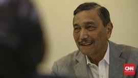 Luhut: Ada Pejabat Tinggi Pertamina Dipecat Presiden Langsung
