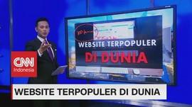 VIDEO: Ini Nih 7 Website Terpopuler di Dunia