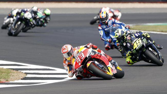 Berikut jadwal siaran langsung dan live streaming MotoGP Australia 2019 yang akan digelar di Sirkuit Phillip Island akhir pekan ini.