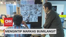 VIDEO: Mengintip Markas Bumilangit