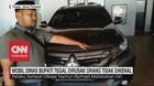 VIDEO: Mobil Dinas Bupati Tegal Dirusak Orang Tidak Dikenal