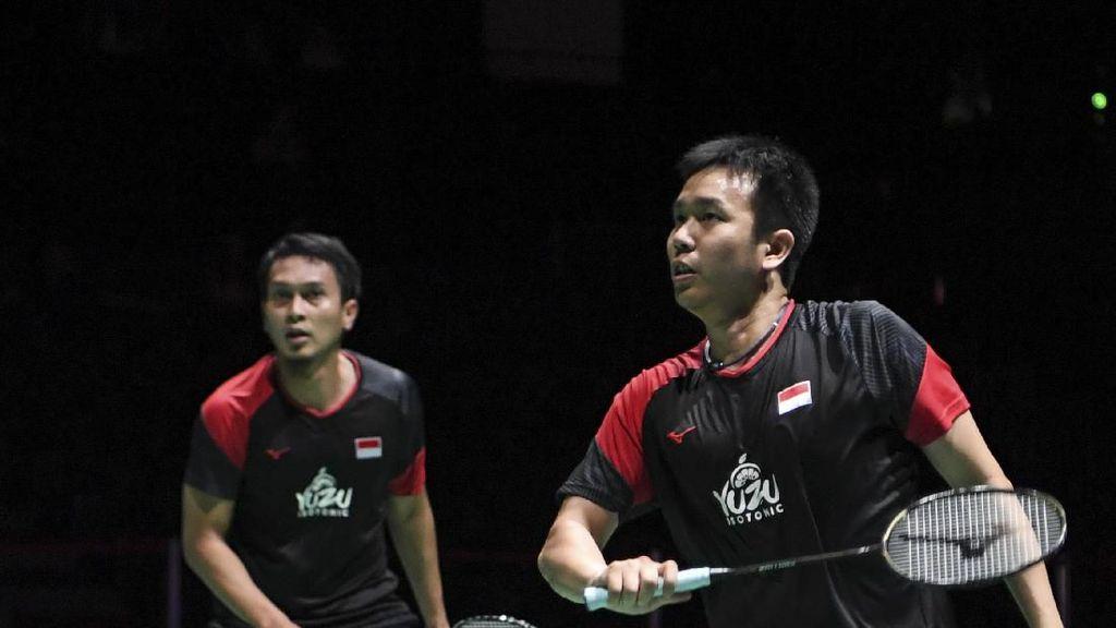 Jadwal Final Hong Kong Open: Indonesia Berpeluang Raih 2 Gelar