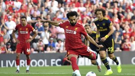 Olimpiade 2020 Bisa Bikin Salah Absen di Liverpool
