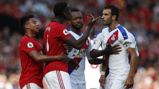 Manchester United terancam keropos saat melawan Crystal Palace di pekan kedua Liga Inggris, Sabtu (19/9) malam.