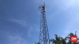 Banjir Jakarta, Jaringan Telekomunikasi Sempat Terganggu