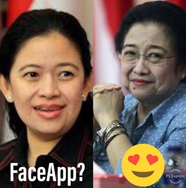 Sama-sama berkecimpung di dunia politik, Puan Maharani dan ibunda, Megawati Soekarnoputri kerap bersama di berbagai kesempatan.