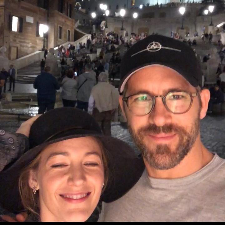 Pada 25 Agustus 2019, Blake Lively berulang tahun ke-32. Sang suami, Ryan Reynolds membagikan foto-foto Lively. (Foto: Instagram @vancityreynolds)