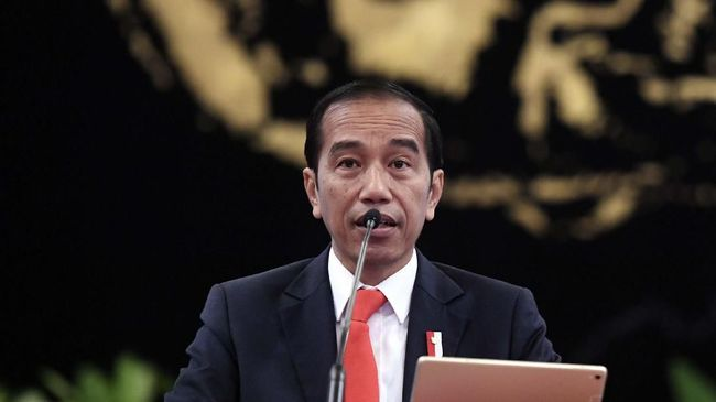 Wiranto Ditusuk, Jokowi Serukan Perang Lawan Radikalisme