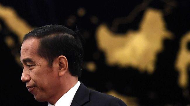 'Dosis Ringan' Jokowi di Tengah Upaya Pelemahan KPK