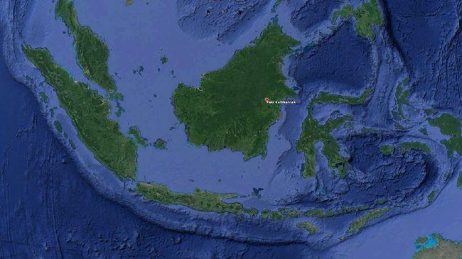 BNPB menyatakan potensi tsunami di ibu kota baru di Kalimantan Timur merupakan imbas dari risiko gempa bumi di wilayah Sulawesi.