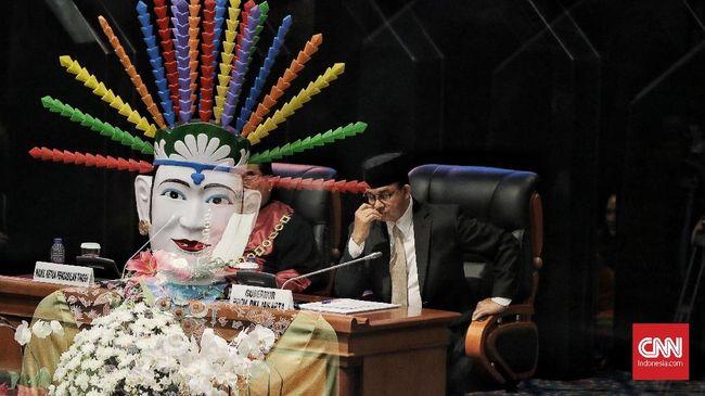 DPRD DKI Jakarta meminta agar gubernur wajib memberi ruang pertimbangan bagi anggota dewan saat penunjukan Wali Kota dan Direktur BUMD.