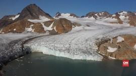 Fakta Es di Greenland Mencair yang Tak Lagi Bisa Pulih