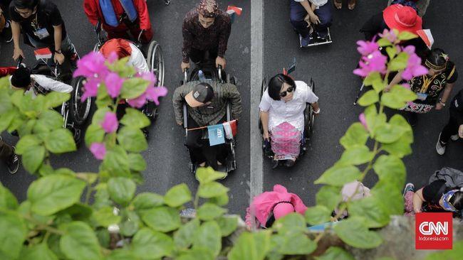 Tahun ini, peringatan Hari Penyandang Disabilitas Internasional fokus pada menyebarkan pemahaman mengenai disabilitas yang tak terlihat secara langsung.