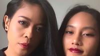 <p>Kikan mengunggah beberapa foto bersama Shira, keduanya sama-sama cantik dan mirip ya, Bun? (Foto: Instagram @kikankikan)</p>