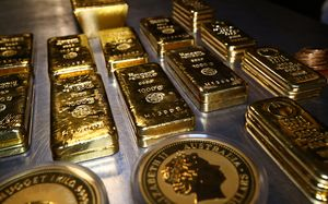Harga Emas Sedang Melempem, Ini Kata Analis Wall Street