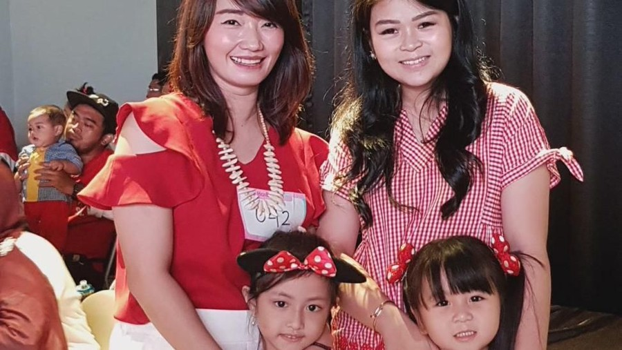 Cara Selebgram Cilik Moonella Belajar Cinta Indonesia