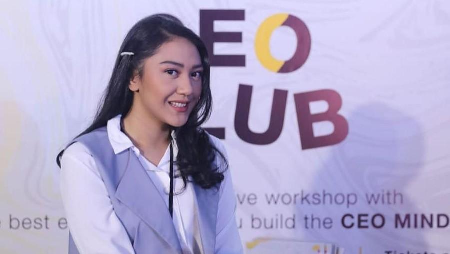 Hadiri CEO Club, Putri Tanjung Bagikan Tips Jadi Pengusaha