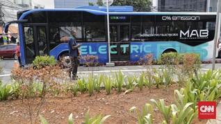 MAB Ungkap Alasan Tak Ikut Uji Coba Bus Listrik Transjakarta