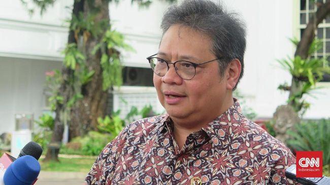 Menko bidang Perekonomian Airlangga Hartarto mengungkap ada empat strategi yang disiapkan oleh pemerintah untuk menarik investasi asing ke Indonesia.