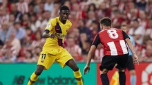 Dembele Masuk Skuad Barcelona vs Munchen di Liga Champions