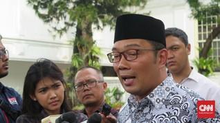 Ikut Uji Vaksin Covid, RK Ingin Yakinkan Warga Jabar