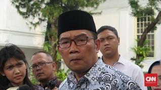 RK Minta Kepastian Moda dari Stasiun Kereta Cepat ke Bandung