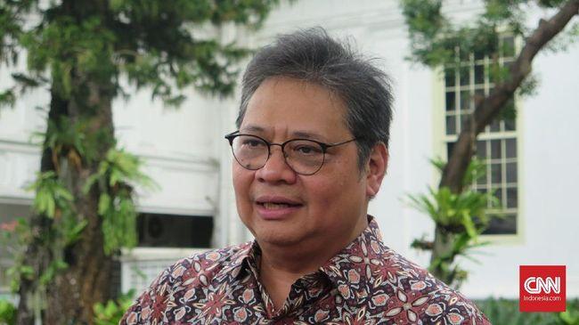 Menko Airlangga berharap pertumbuhan ekonomi 2020 masih bisa positif.