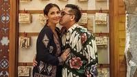 So sweet banget nih Nadia dan suami, seperti masih pacaran! (Foto: Instagram @nadiamulya)