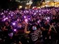 Pedemo Minta Trump Bantu Bebaskan Hong Kong dari China