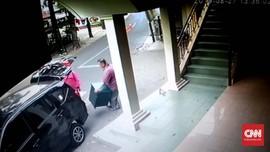 Pencuri Kotak Amal Masjid di Ciganjur Pura-pura Tanya Toilet