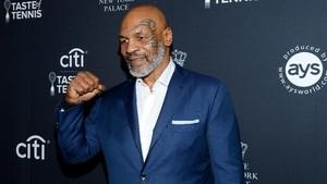 Fisik Bagus di Usia 53, Mike Tyson Dituduh Pakai Steroid