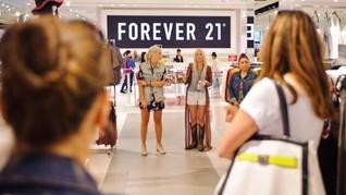 Forever 21 Diisukan Berpotensi Bangkrut
