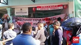 Dituduh Perkeruh Papua, Kantor LBH Surabaya Digeruduk Massa
