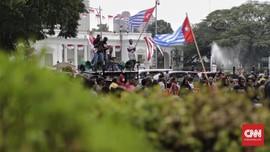 JK Usul Bendera Bintang Kejora Diubah Agar Bisa Dikibarkan