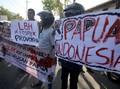 36 Orang Ditangkap Usai Demo Papua Merdeka