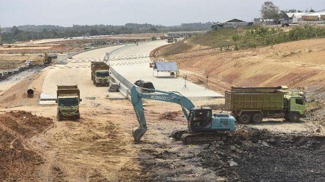 Kemenhub menyatakan pembangunan sarana transportasi di ibu kota baru butuh Rp222 triliun.