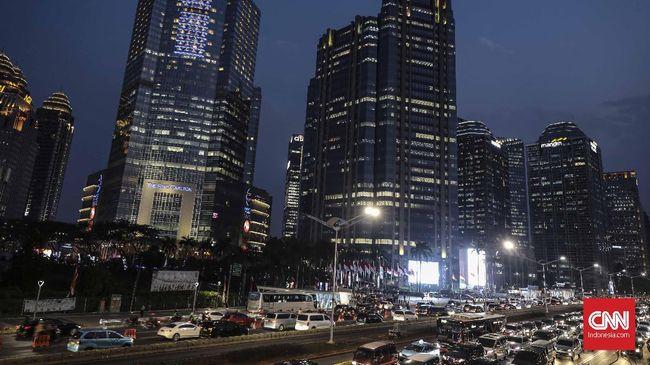 Moody's memprediksi pertumbuhan ekonomi Indonesia bakal tertekan ke bawah 5 persen hingga 2021.
