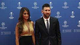FOTO: Aksi Messi dan Ronaldo di Penghargaan Eropa 2019