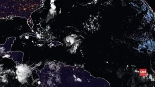 VIDEO: Badai Dorian Mengarah ke Florida, Warga Bersiap
