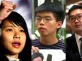 VIDEO: Kepolisian Hong Kong Tangkap Sejumlah Aktivis