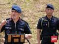 250 Personel Brimob Polda Sumsel Dikerahkan ke Papua