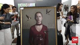 FOTO: Mimpi Pusat Seni Rupa Kontemporer di Art Jakarta 2019